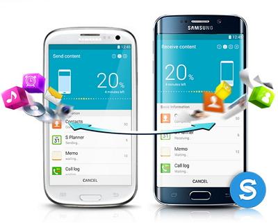 Sauvegarder Samsung vers Samsung Galaxy S8