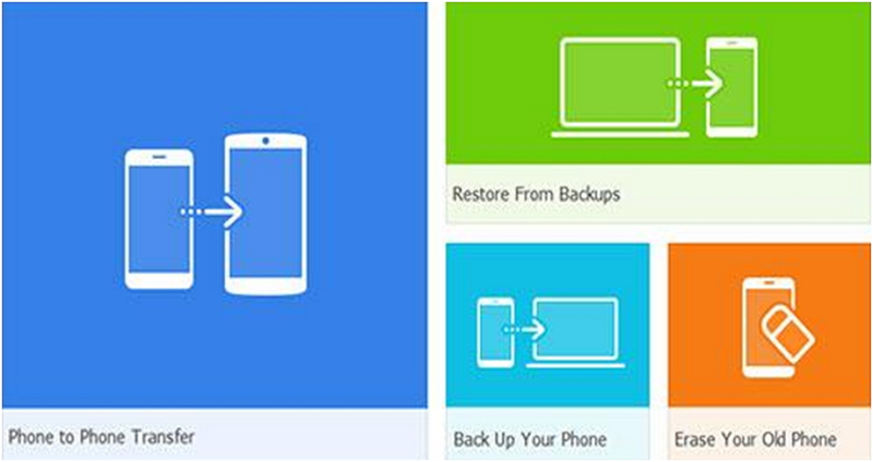 Comment transférer WhatsApp d'un Android à un Samsung S8-télécharger mobiletrans