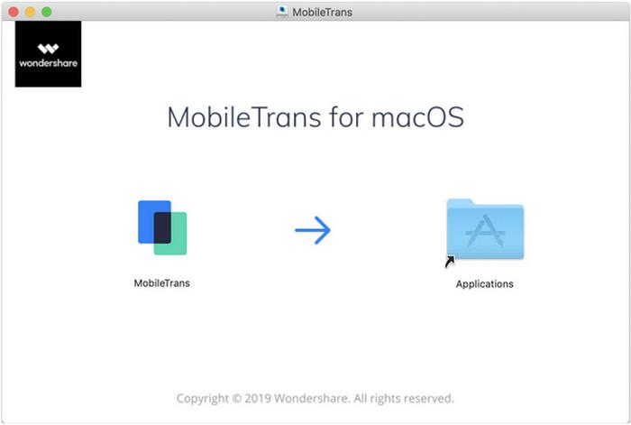 mobiletrans on mac