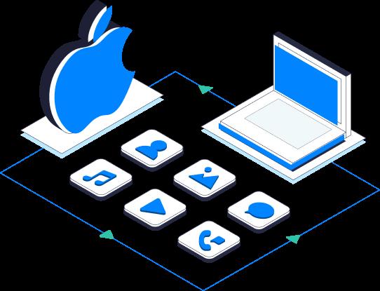 backup iPhone sul PC
