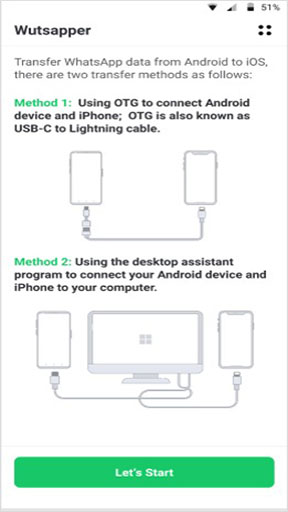 zwei Telefone miteinander verbinden