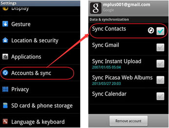 How to Transfer Contacts from Nokia to Android