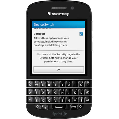 transfer data from Android to BlackBerry-05