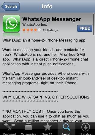 BlackBerry to iPhone-blackberry messenger app for iphone