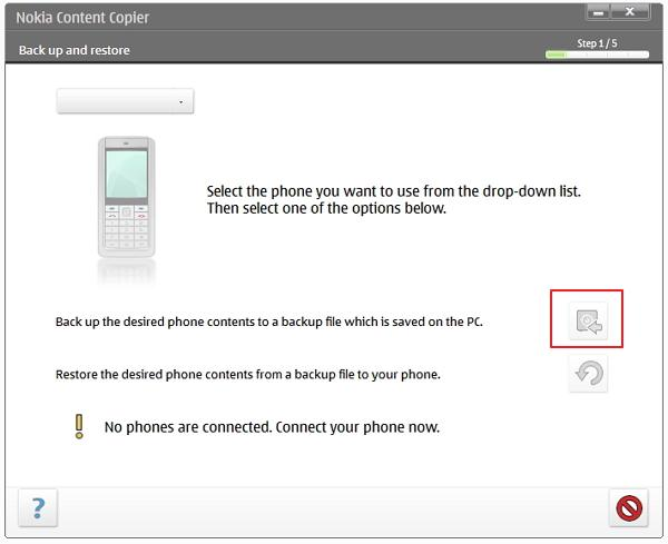 How to Backup Nokia Contacts, SMS, Music, Video, Photos in 1