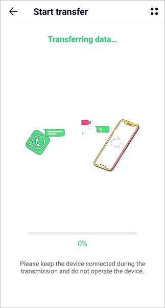 07 نقل Wutsapper لبيانات WhatsApp